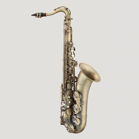 Antigua TS4240AQ Powerbell Tenor Saxophone | Antique Finish Body & Keys