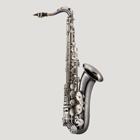 Antigua TS4240BC Powerbell Tenor Saxophone | Black Nickel Body & Nickel Keys