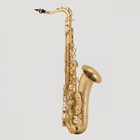 Antigua Model 25 Tenor Saxophone | Unlacquered Finished