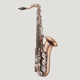 Antigua TS4240VC Powerbell Tenor Saxophone | Vintage Copper Finish