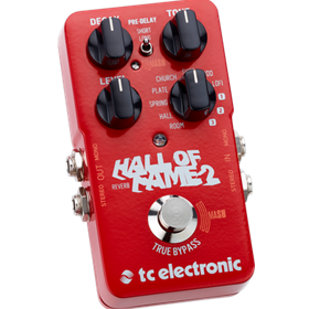 TC Hall of Fame 2 Reverb