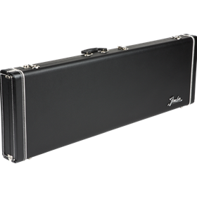 Fender Pro Series Precision Bass/Jazz Bass Case (Black)