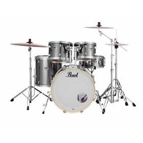 Pearl Export Shell Pack - Smokey Chrome
