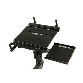 Quik Lok Laptop Shelf for Z-style Stand