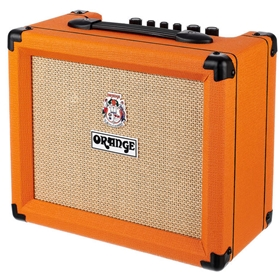 "Orange Crush 20, 20W Twin Channel Solid State Crush  1x8"" Combo"
