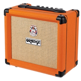 "Orange Crush 12, 12W Single Channel Solid State Crush  1x6"" Combo"