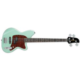 Ibanez Talman Bass - Mint Green w/ Tort Pickguard