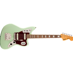 Classic Vibe '70s Jaguar, Laurel Fingerboard, Surf Green