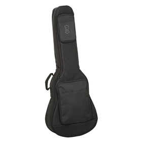 "600 denier polyester classical guitar gig bag with 1 2"" foam padding, string and bridge protector, t"