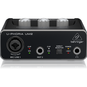 Behringer UM2 USB Interface
