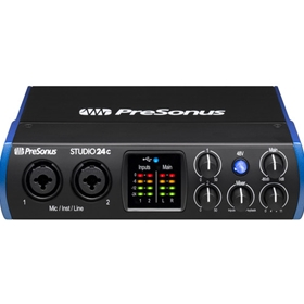 Presonus 2x2 USB-C Audio/MIDI Interface
