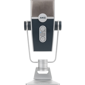 AKG C44-USB Ultra-HD Multimode USB Condenser Microphone
