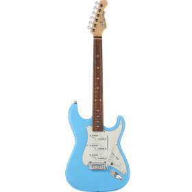 G&L Fullerton Deluxe Comanche, Himalayan Blue