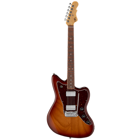 G&L Fullerton Deluxe Doheny HH, Old School Tobacco
