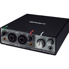 RUBIX22 USB Audio Interface