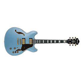 Ibanez AS83 Expressionist Steel Blue