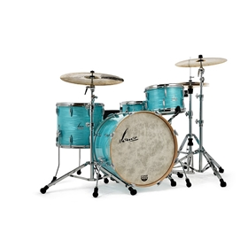 Sonor Vintage Series Shell Set with Mounts, California Blue, 3 Piece