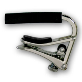 Guitar Capo, Nickel