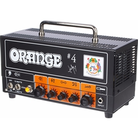 Orange #4 Jim Root Sig. Terror 15 watt Guitar tube Amp