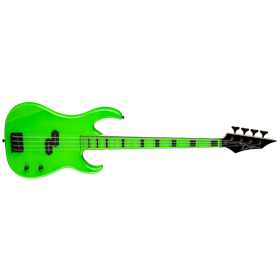 Custom Zone Bass - Nuclear Green