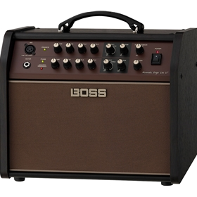 BOSS Acoustic Singer Live LT, 2 Channel Acoustic Guitar Amplifier