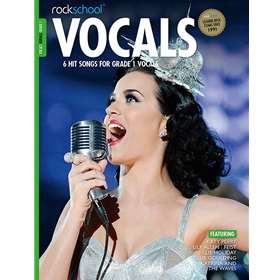 Rockschool: Vocals Grade 1 - Female (2014)