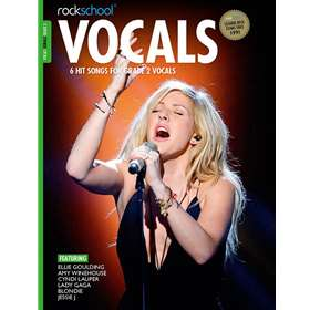 Rockschool: Vocals Grade 2 - Female (2014)