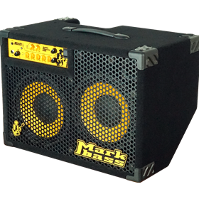 "Marcus Miller 250w combo, 2 x 10""  spkrs"