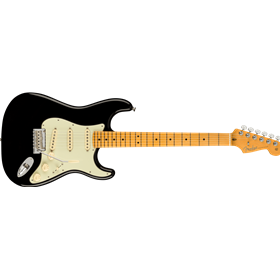 American Professional II Stratocaster®, Maple Fingerboard, Black