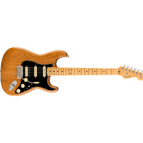 American Professional II Stratocaster® HSS, Maple Fingerboard, Roasted Pine