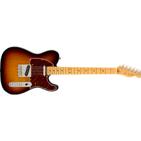 American Professional II Telecaster®, Maple Fingerboard, 3-Color Sunburst