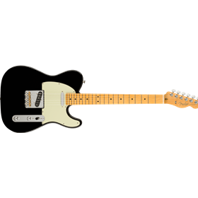 American Professional II Telecaster®, Maple Fingerboard, Black