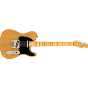 American Professional II Telecaster®, Maple Fingerboard, Butterscotch Blonde