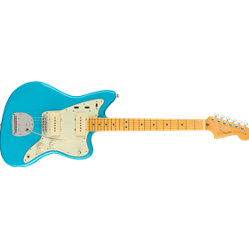American Professional II Jazzmaster®, Maple Fingerboard, Miami Blue