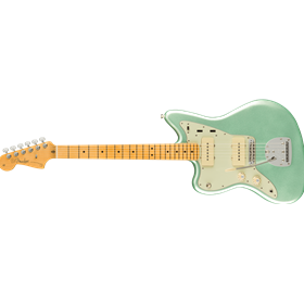 American Professional II Jazzmaster® Left-Hand, Maple Fingerboard, Mystic Surf Green