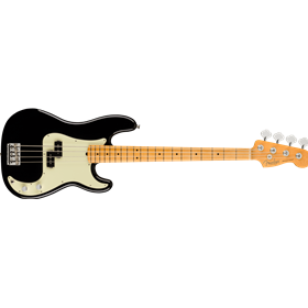 American Professional II Precision Bass®, Maple Fingerboard, Black