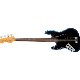 American Professional II Jazz Bass® Left-Hand, Rosewood Fingerboard, Dark Night