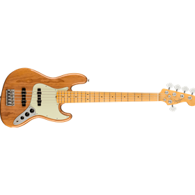 American Professional II Jazz Bass® V, Maple Fingerboard, Roasted Pine