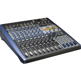 PreSonus Studiolive-AR12C USB-C 14 Channel Hybrid Performance and Recording Mixer
