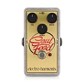 EHX Soul Food Transparent Overdrive