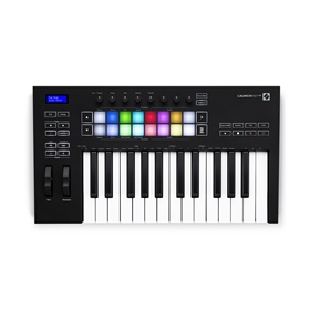 Novation LaunchKey 25 | 25 Key Fully Integrated Midi Controller Keyboard