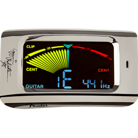 Yngwie Malmsteen Clip-On Tuner, Chrome