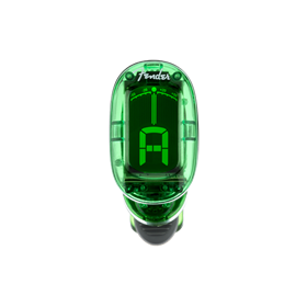 California Series Clip-On Tuner, Green