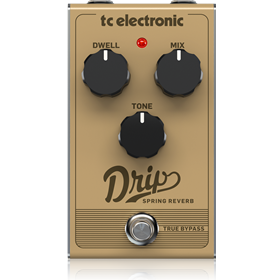 TC Drip Digital Spring Reverb