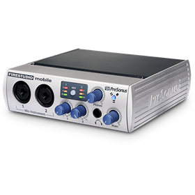 Presonus Firestudio Mobile 10x6