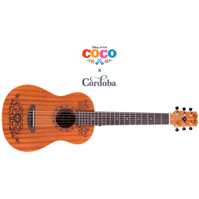 Cordoba Coco Mini Guitar All MH  W/B