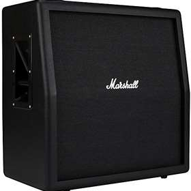 "4 x 12"" Angled Speaker Cabinet with 30W Speakers and 120 Watts of Power Handling at 8 ohms"