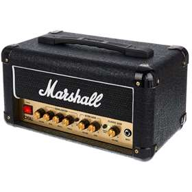 1-watt Tube Guitar Amplifier Head with 2 Channels, High/Low Power Modes, Speaker-emulated Line Out