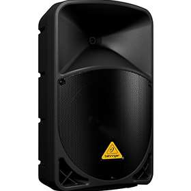 "Active 2-Way 12"" PA Speaker, with Wireless Option and Integrated Mixer"