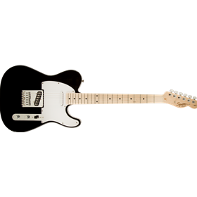 Affinity Series Telecaster, Maple Fingerboard, Black